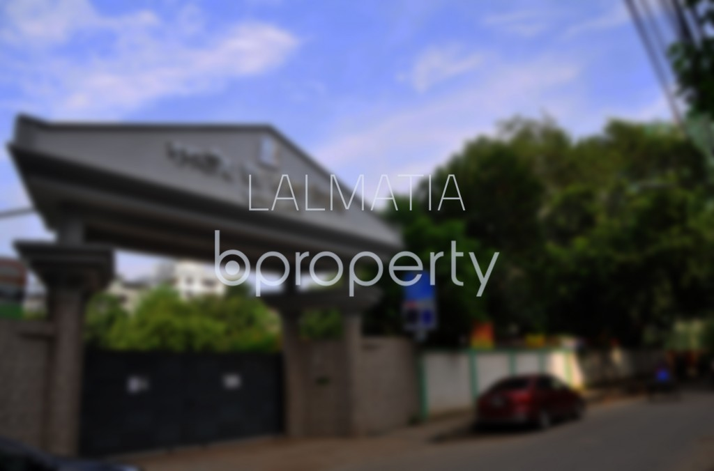 No Image - 3 Bed Apartment for Sale in Lalmatia, Dhaka - 1899132