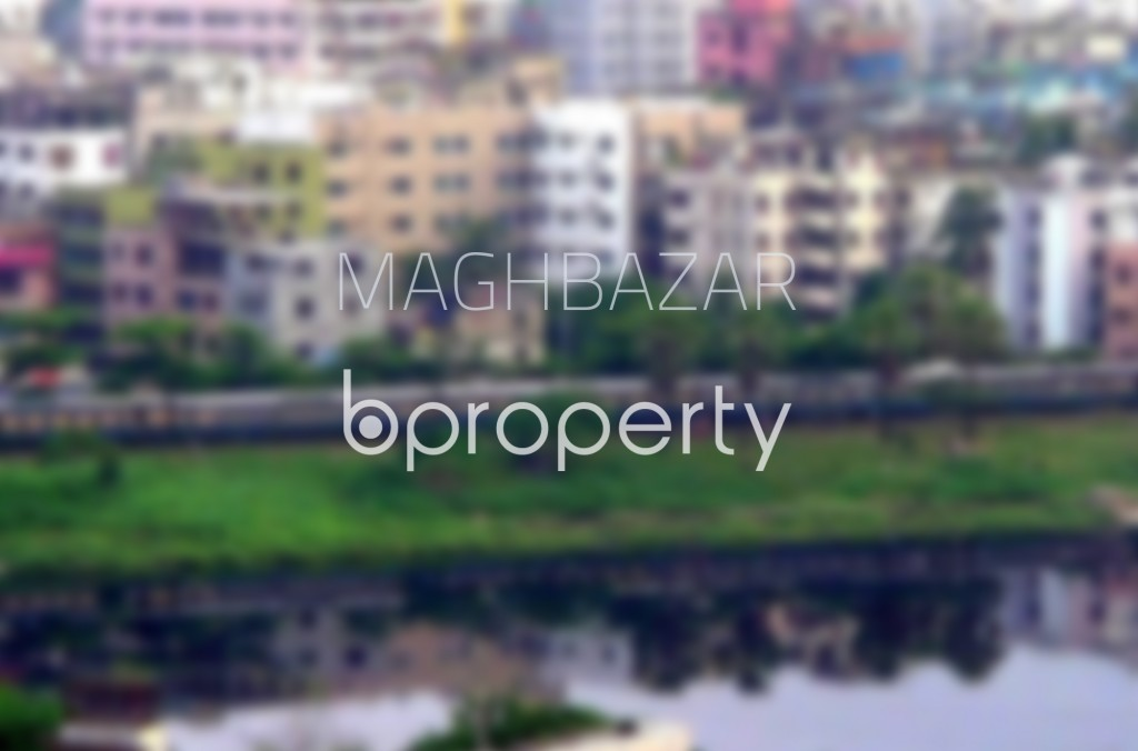 No Image - 2 Bed Apartment for Sale in Maghbazar, Dhaka - 1937496