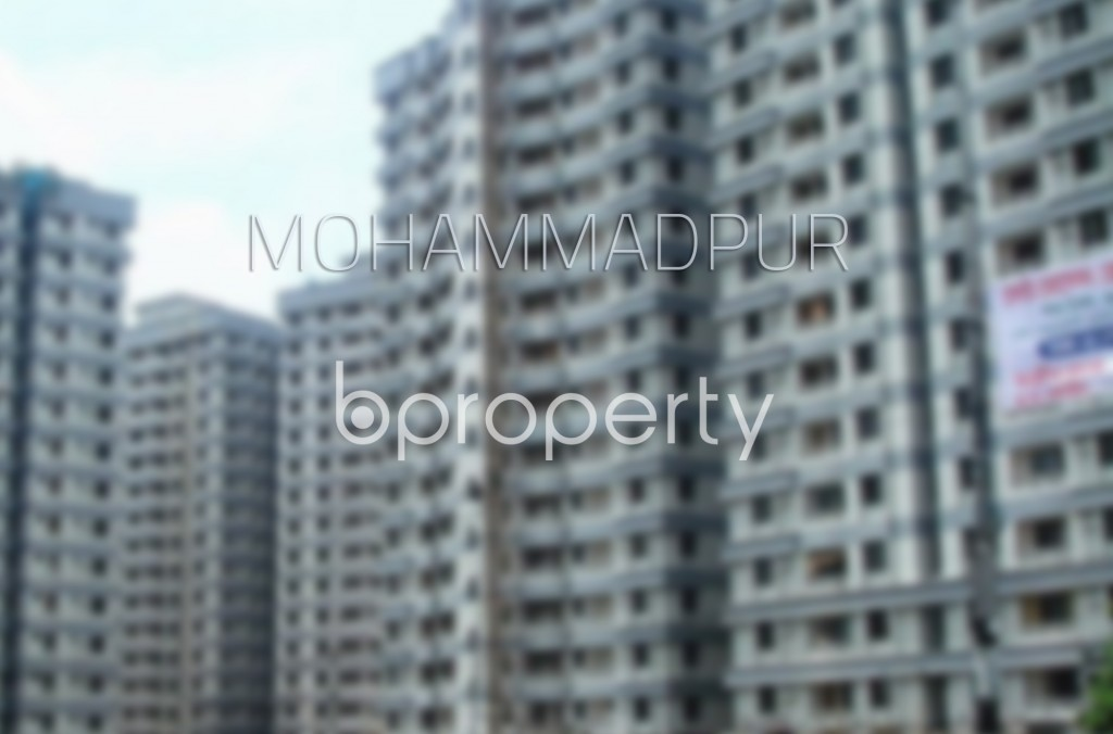 No Image - 3 Bed Apartment to Rent in Mohammadpur, Dhaka - 1929680
