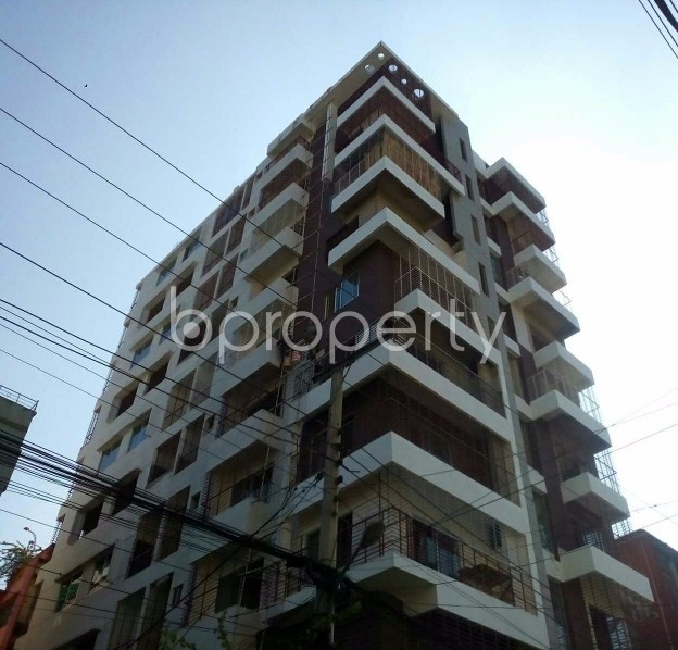 Image 1 - 3 Bed Apartment for Sale in Jamal Khan, Chattogram - 1662610