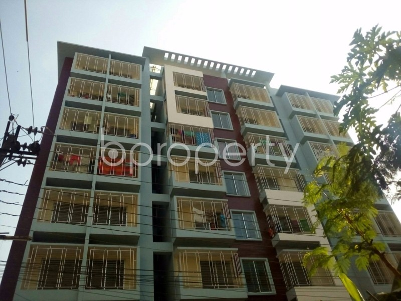 Image 1 - 3 Bed Apartment for Sale in 7 No. West Sholoshohor Ward, Chattogram - 1664586
