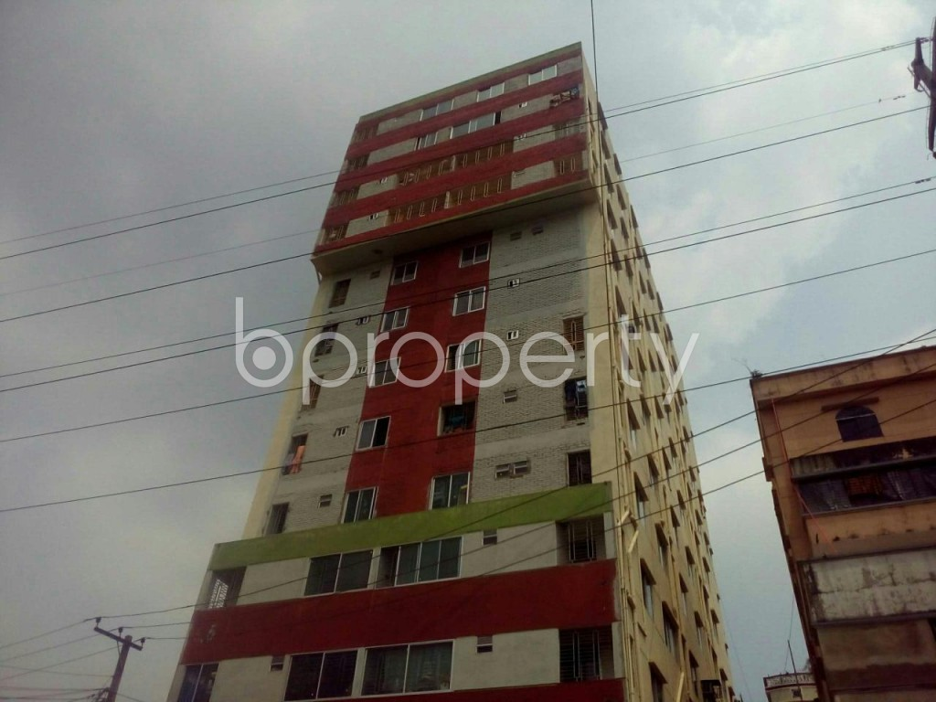 Image 1 - 3 Bed Apartment for Sale in 4 No Chandgaon Ward, Chattogram - 1689065
