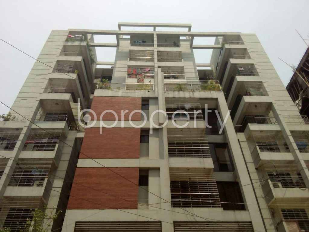 Image 1 - 3 Bed Apartment for Sale in Uttara, Dhaka - 1696540