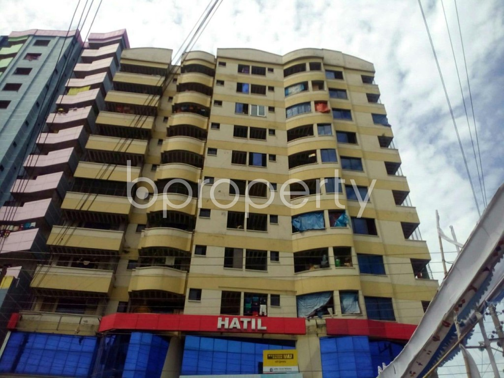 Image 1 - 3 Bed Apartment for Sale in Subid Bazar, Sylhet - 1698448