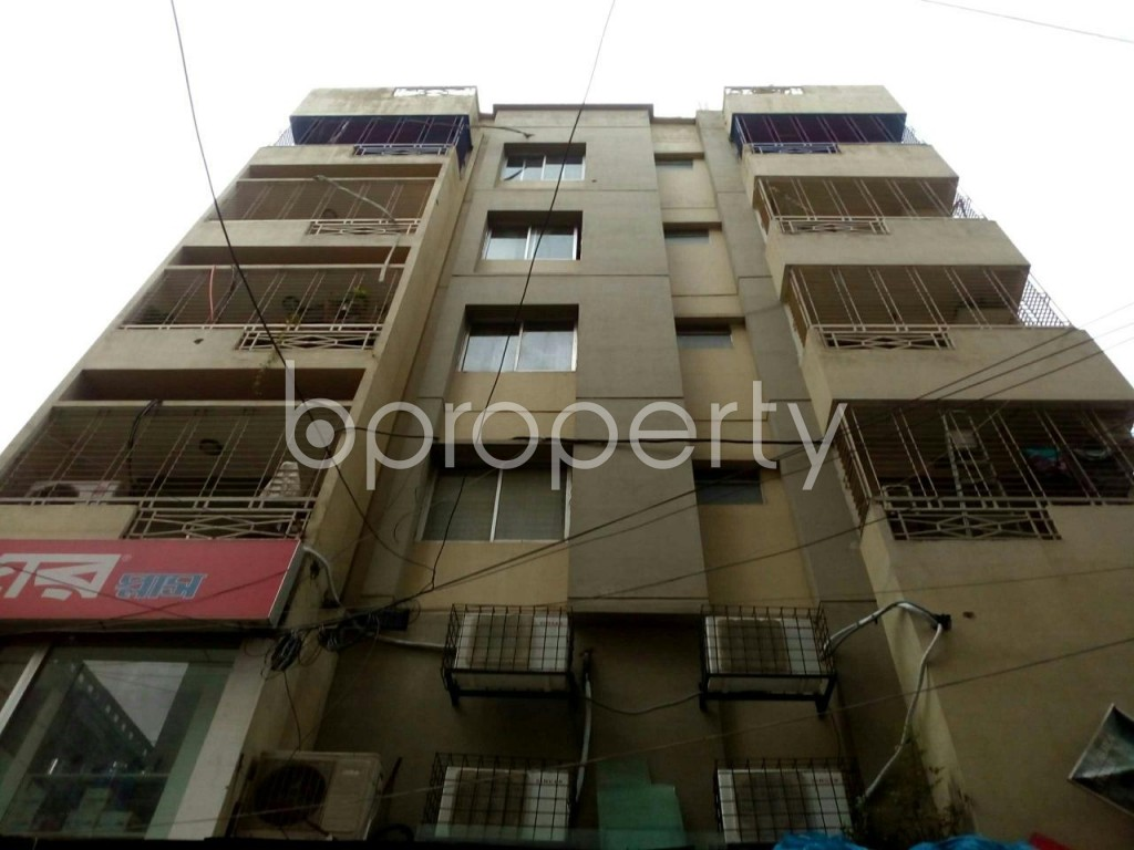 Image 1 - Office for Sale in Banasree, Dhaka - 1698508