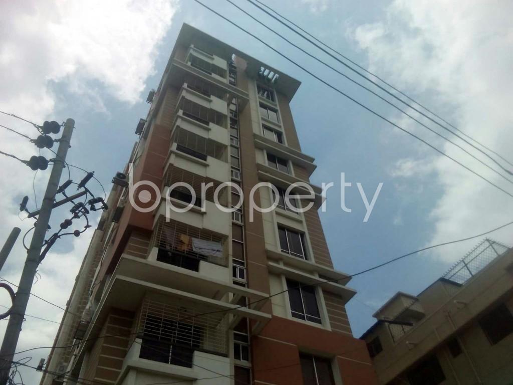 Image 1 - 3 Bed Apartment for Sale in Mohakhali, Dhaka - 1701414