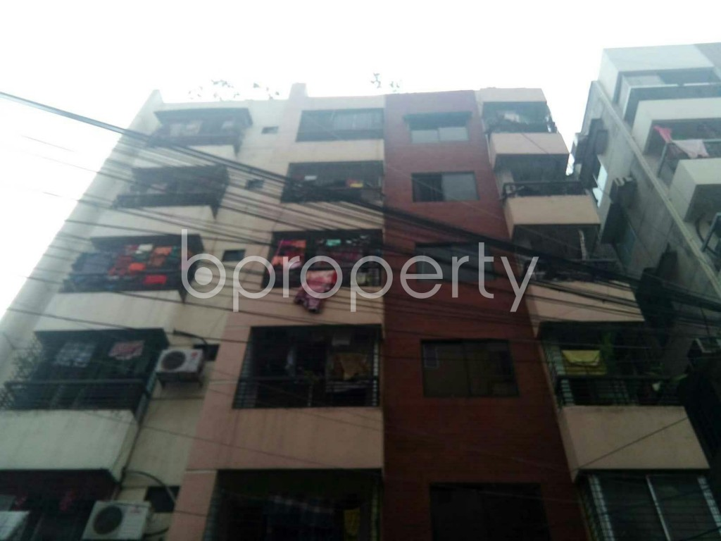 Image 1 - 3 Bed Apartment for Sale in Uttara, Dhaka - 1703544