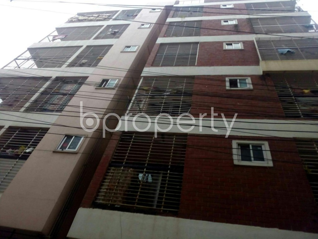 Image 1 - 3 Bed Apartment for Sale in 11 No. South Kattali Ward, Chattogram - 1708197