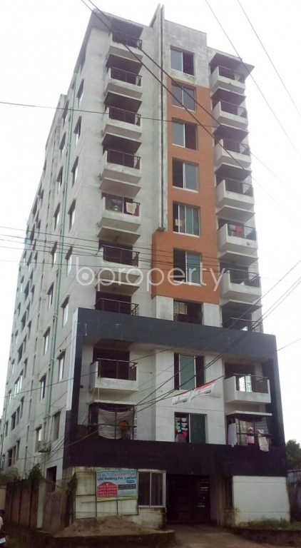 Image 1 - 4 Bed Apartment for Sale in Halishahar, Chattogram - 1711034