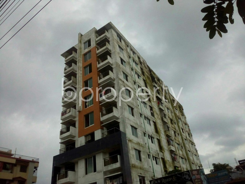 Image 1 - 4 Bed Apartment for Sale in Halishahar, Chattogram - 1711041