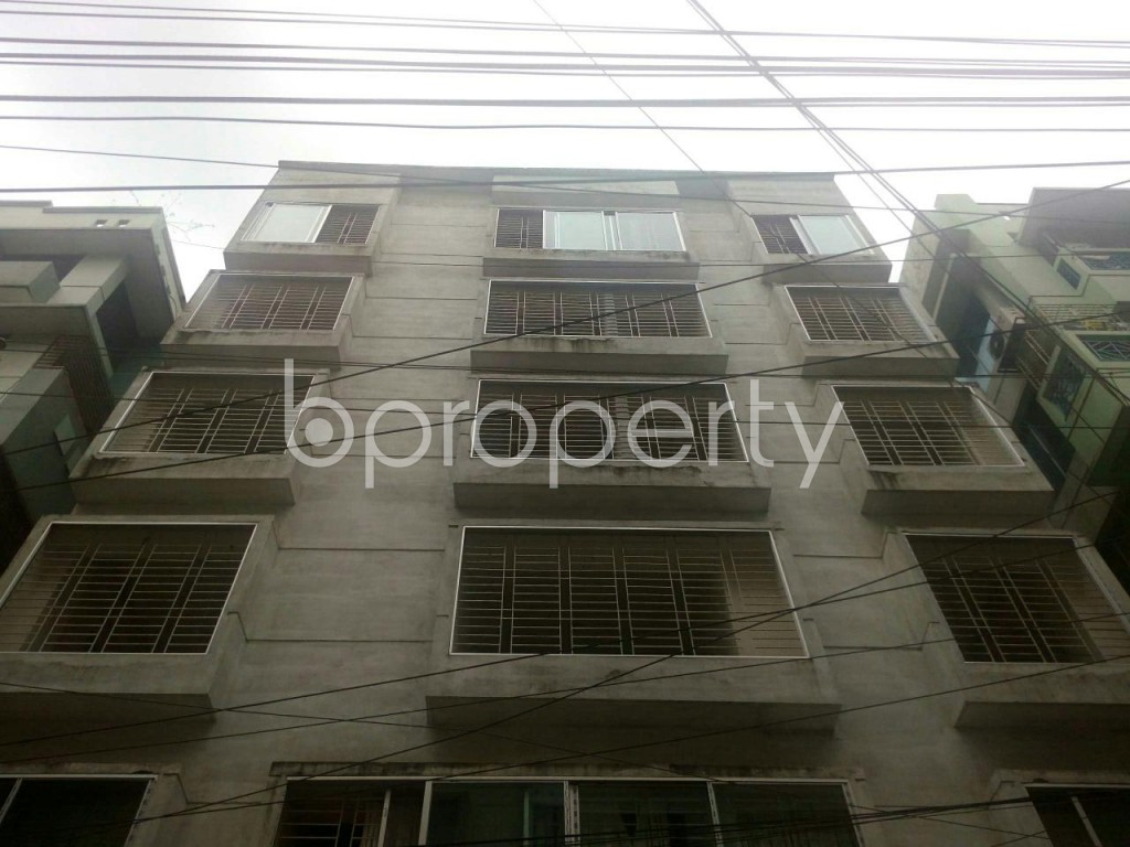 Image 1 - 3 Bed Apartment for Sale in Baridhara, Dhaka - 1719326