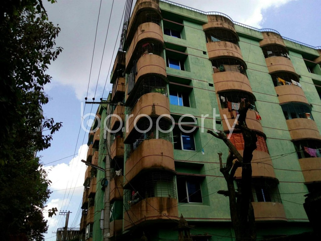 Image 1 - 3 Bed Apartment to Rent in A Gafur Road, Chattogram - 1725010