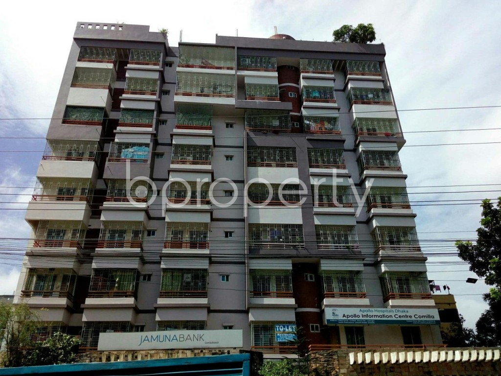 Image 1 - 3 Bed Apartment to Rent in Thakur Para, Cumilla - 1726330
