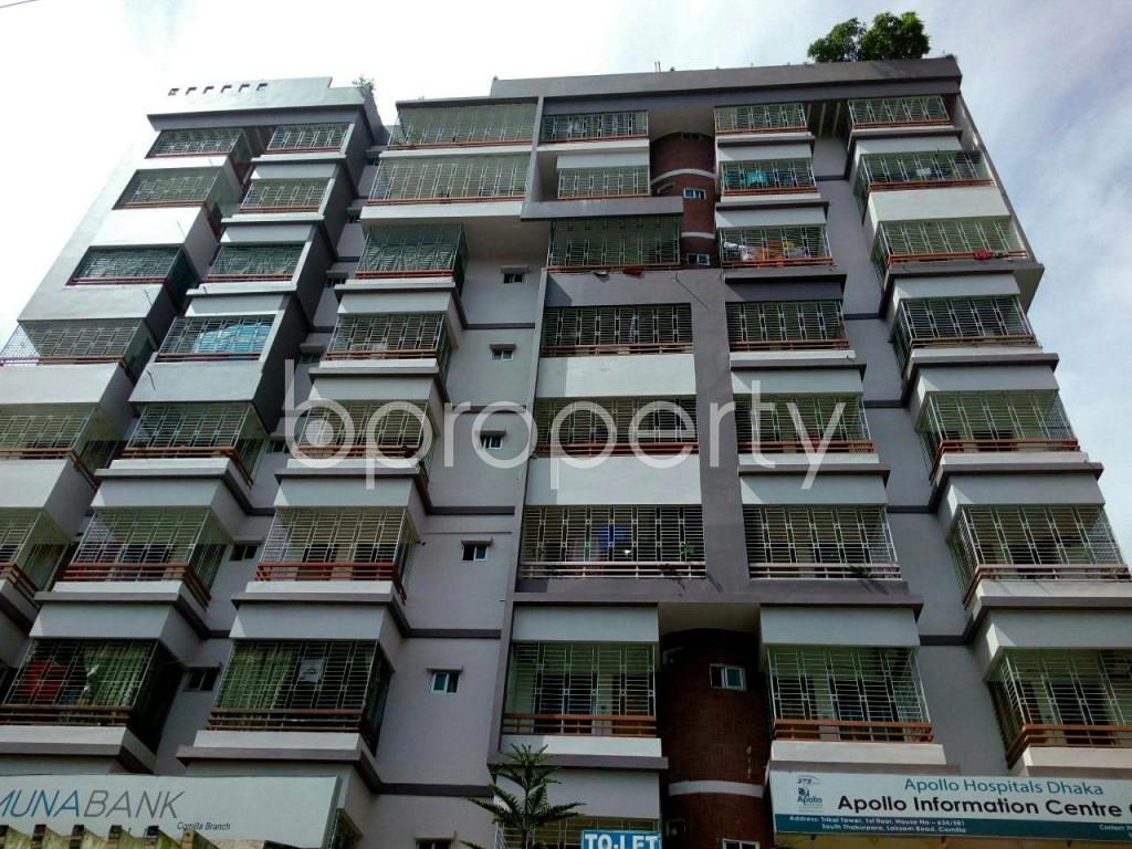 Image 1 - 3 Bed Apartment to Rent in Thakur Para, Cumilla - 1726333