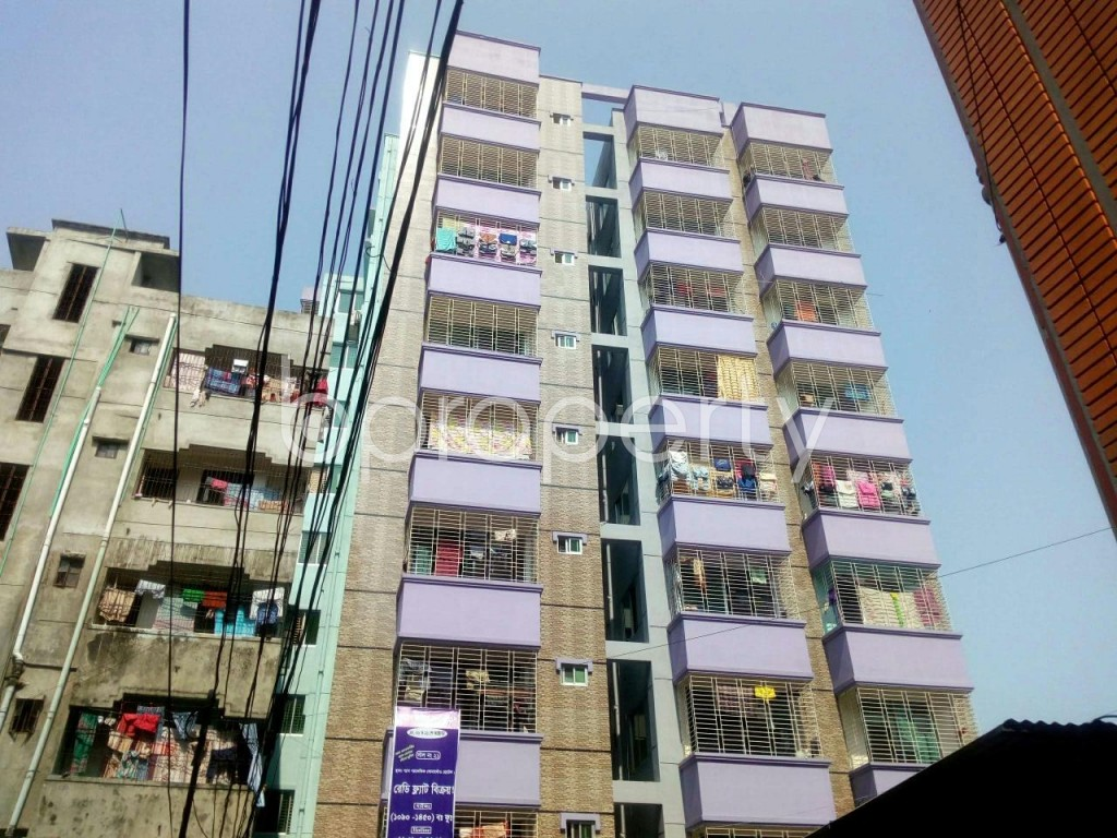 Image 1 - 3 Bed Apartment for Sale in Mohakhali, Dhaka - 1729321