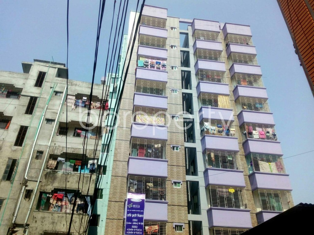 Image 1 - 3 Bed Apartment for Sale in Mohakhali, Dhaka - 1729322