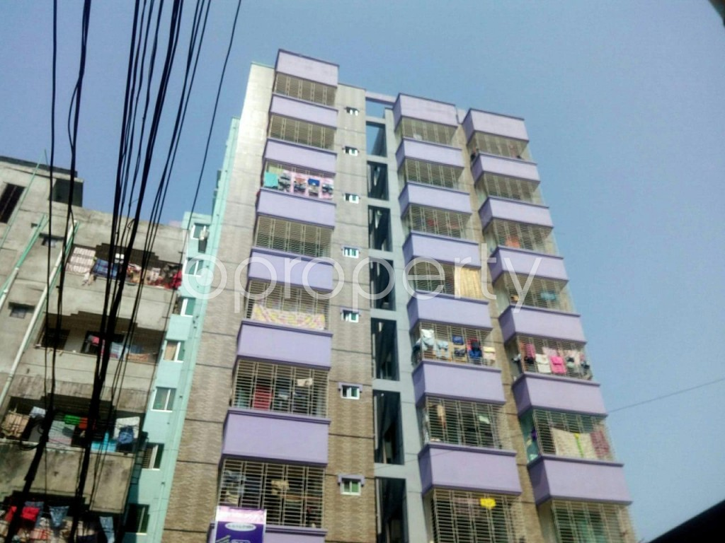 Image 1 - 3 Bed Apartment for Sale in Mohakhali, Dhaka - 1729323