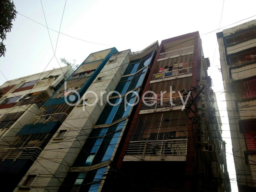 Image 1 - 3 Bed Apartment for Sale in Lalmatia, Dhaka - 1730374