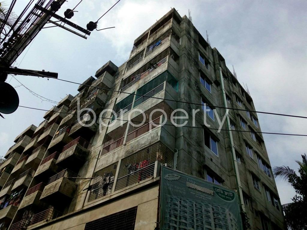 Image 1 - 3 Bed Apartment for Sale in Uttar Lalkhan, Chattogram - 1730575