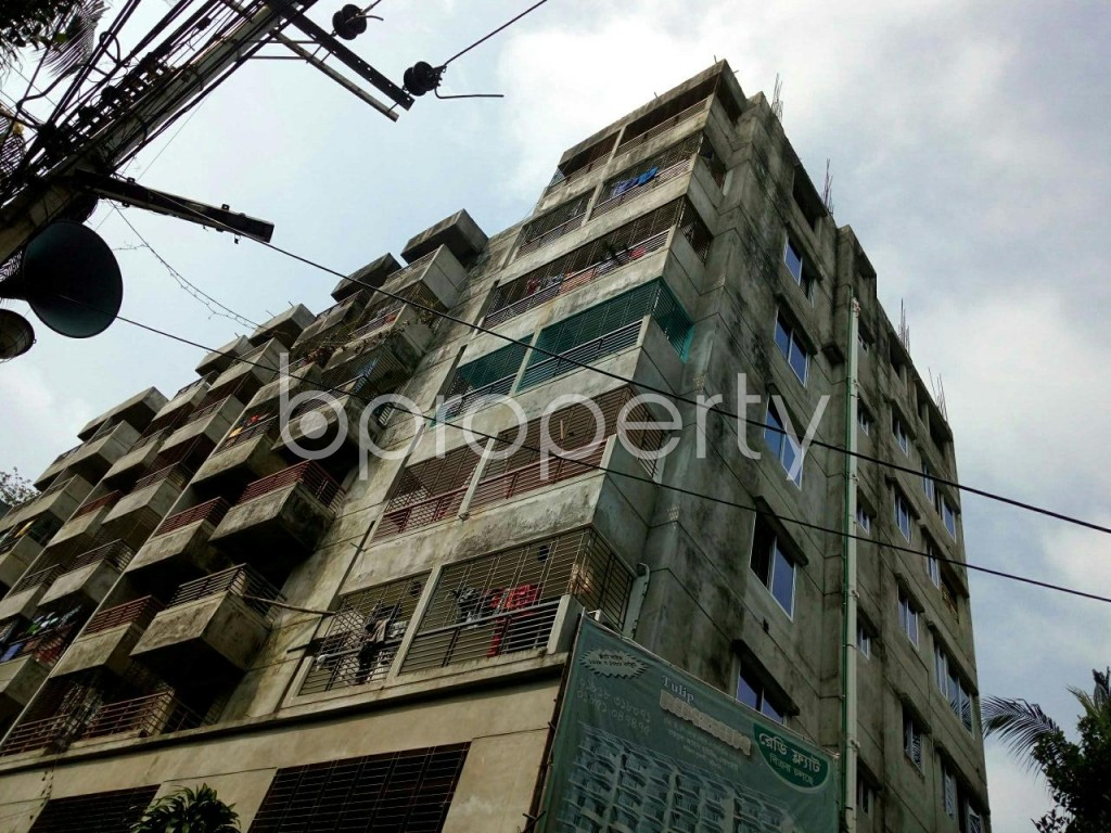Image 1 - 3 Bed Apartment for Sale in Uttar Lalkhan, Chattogram - 1730577