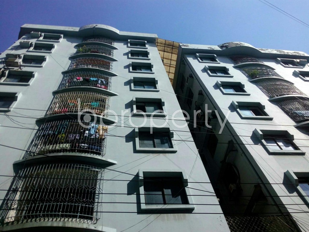 Image 1 - 3 Bed Apartment for Sale in Shegunbagicha, Dhaka - 1731775
