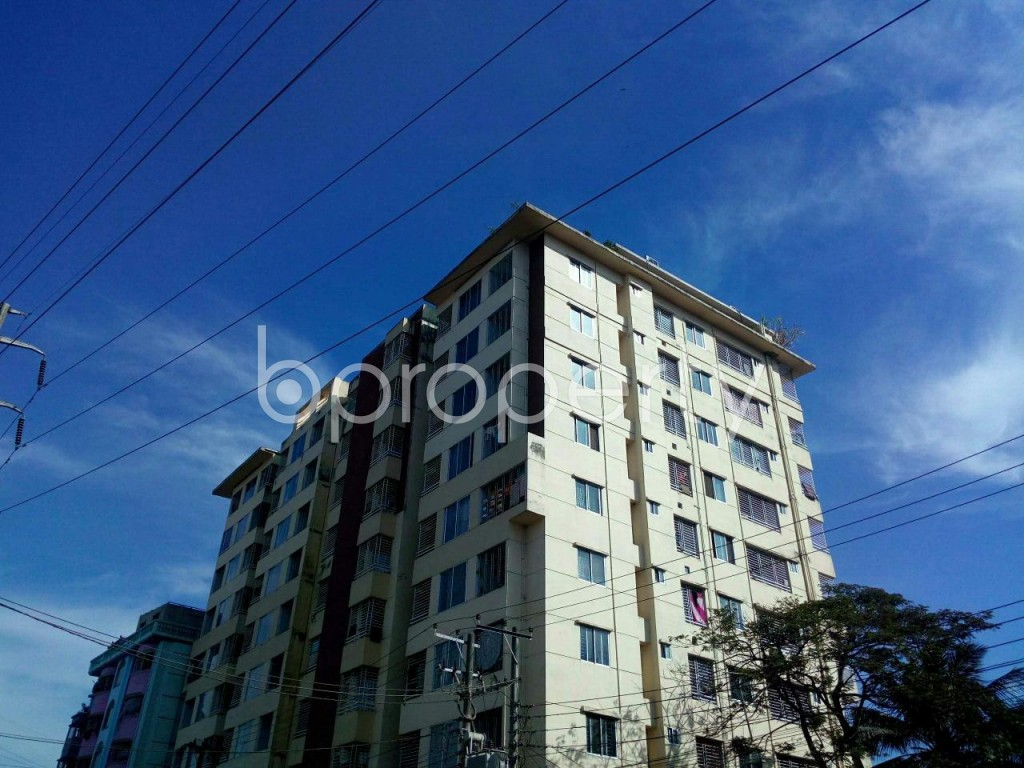 Image 1 - 3 Bed Apartment for Sale in 4 No Chandgaon Ward, Chattogram - 1734821
