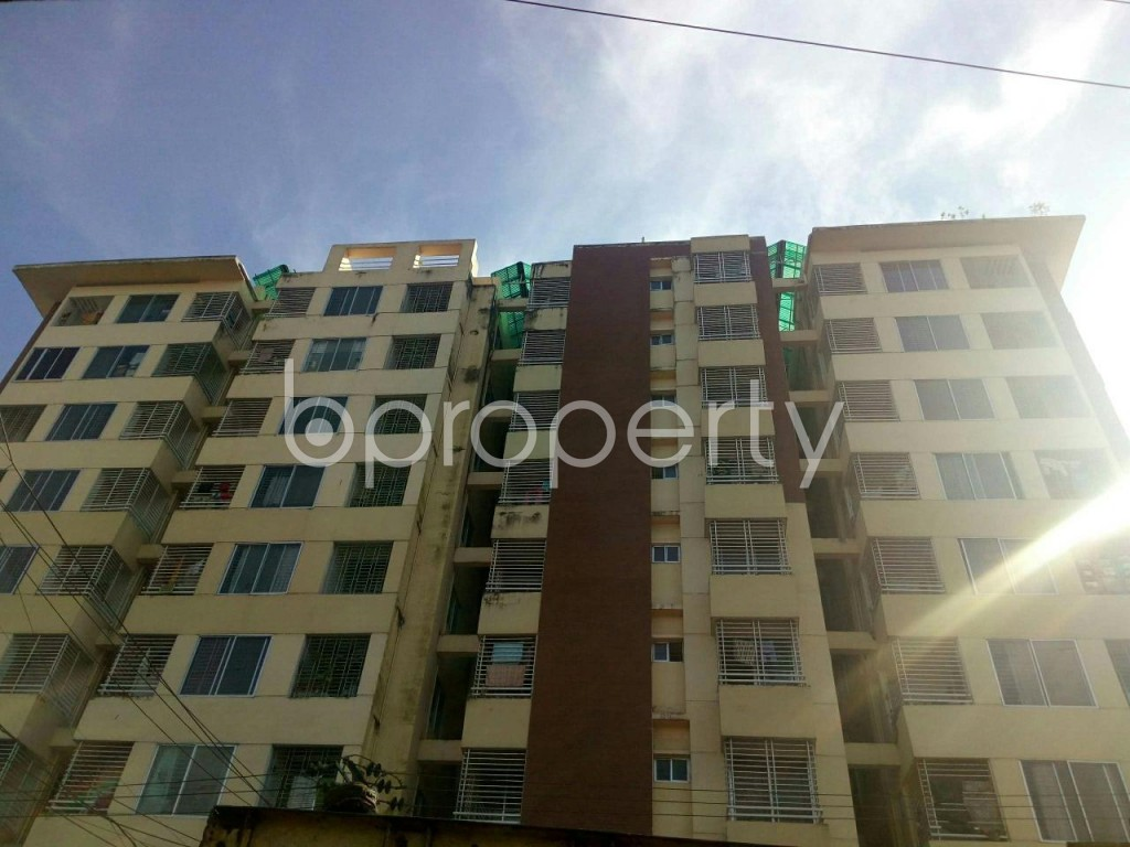 Image 1 - 3 Bed Apartment for Sale in 4 No Chandgaon Ward, Chattogram - 1734855