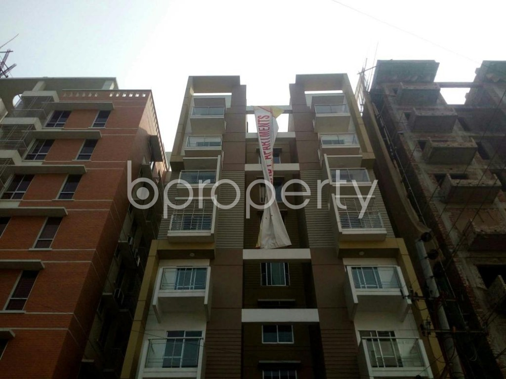 Image 1 - 3 Bed Apartment for Sale in Baridhara, Dhaka - 1740040