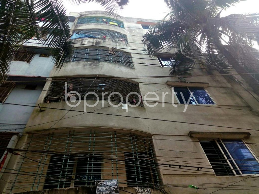 Create Your Home In A 6997 Sq Ft Flat For Sale In Mirpur
