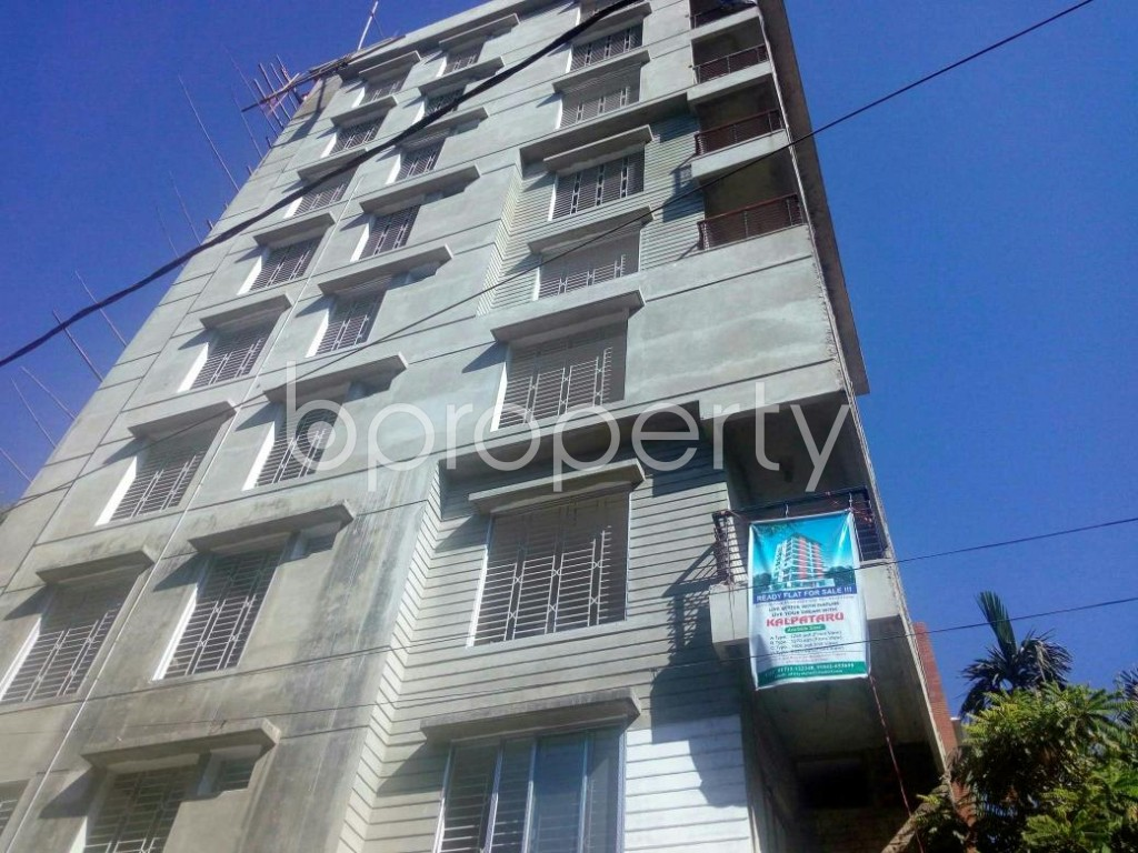 Image 1 - 4 Bed Apartment for Sale in Panchlaish, Chattogram - 1741329