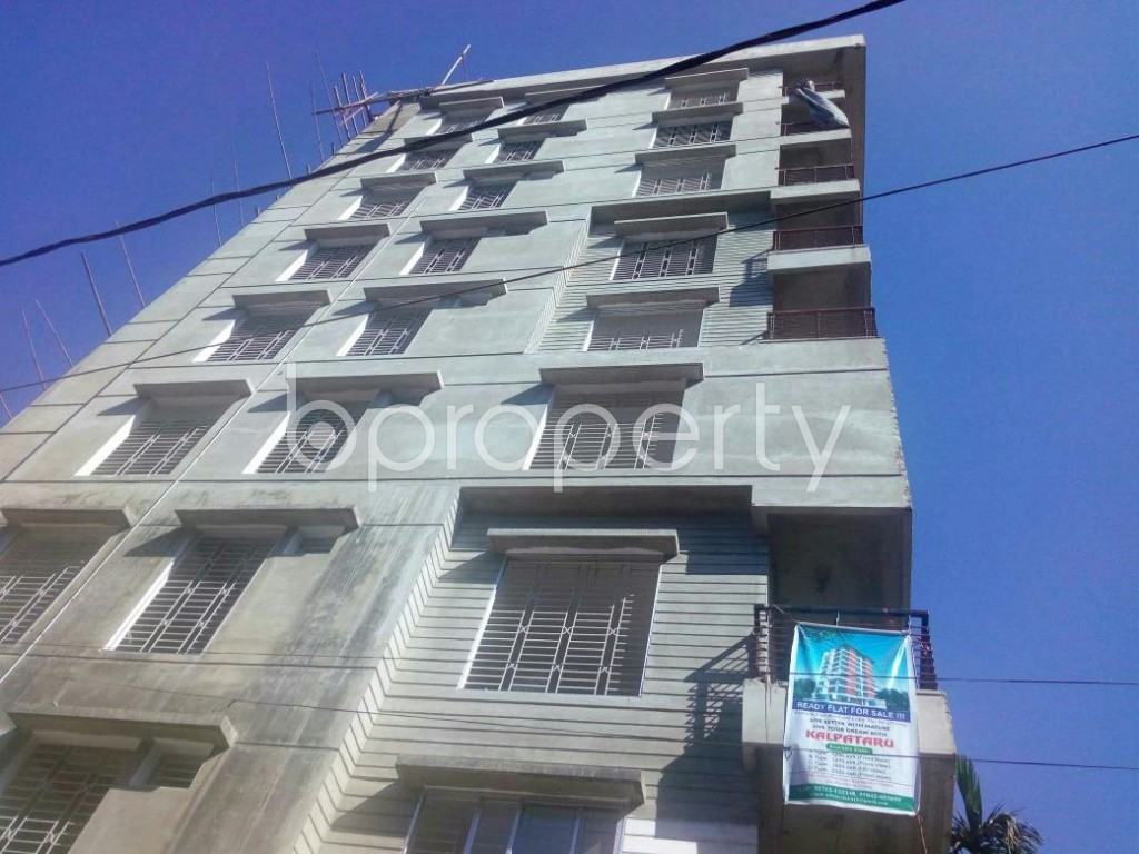 Image 1 - 3 Bed Apartment for Sale in Panchlaish, Chattogram - 1741333