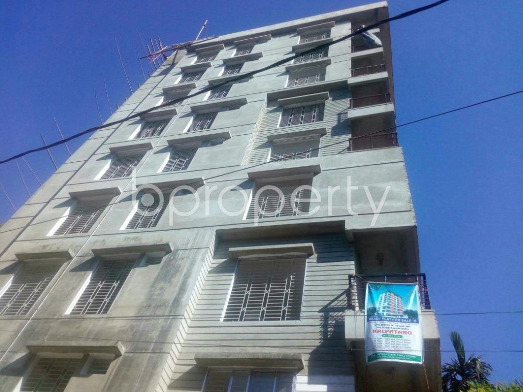 Image 1 - 3 Bed Apartment for Sale in Panchlaish, Chattogram - 1741336