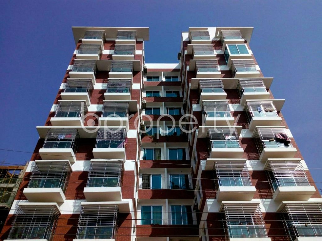 Image 1 - Office to Rent in Aftab Nagar, Dhaka - 1741712