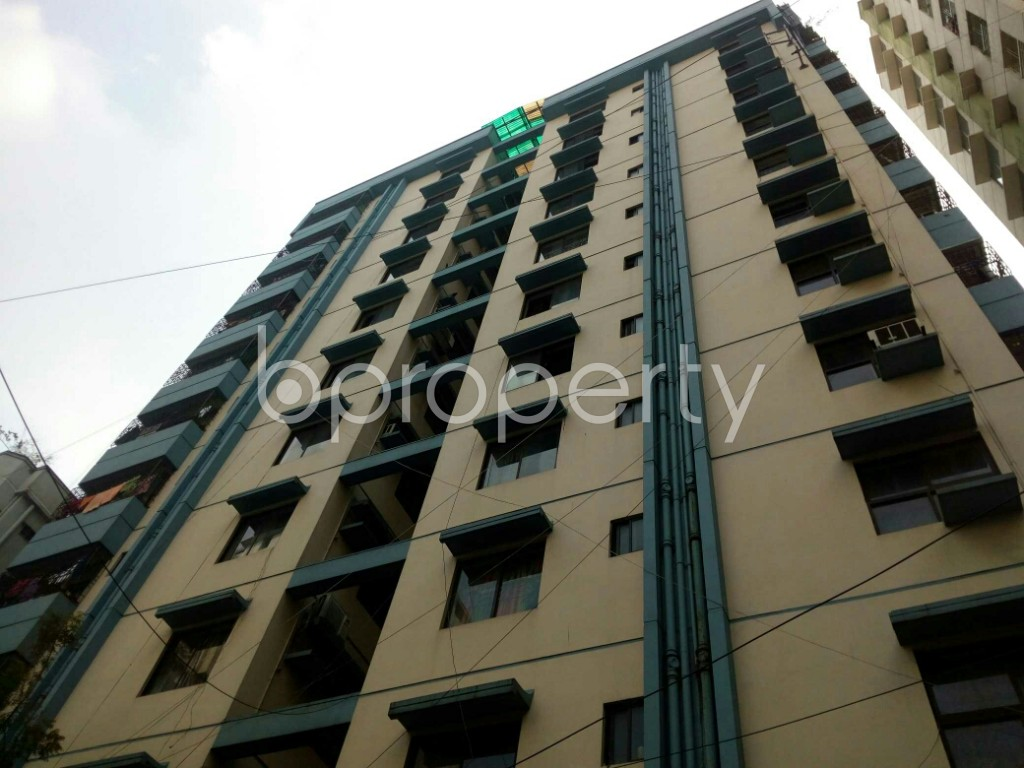 Image 1 - 3 Bed Apartment for Sale in Shegunbagicha, Dhaka - 1744032