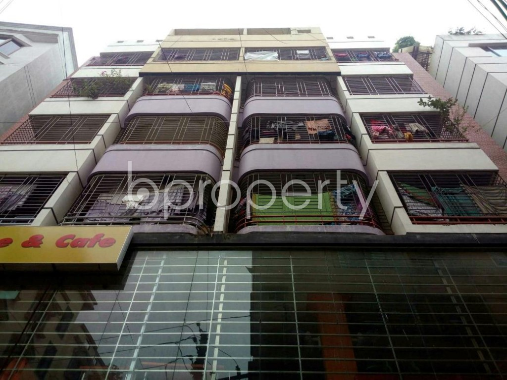 Image 1 - Office for Sale in Banasree, Dhaka - 1746182