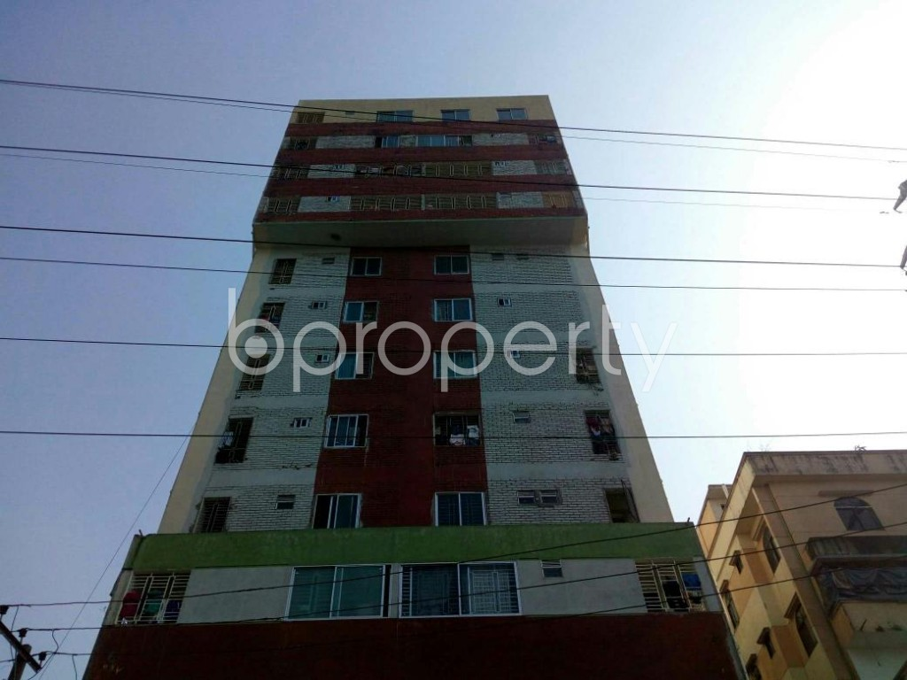Image 1 - 3 Bed Apartment for Sale in 4 No Chandgaon Ward, Chattogram - 1746494
