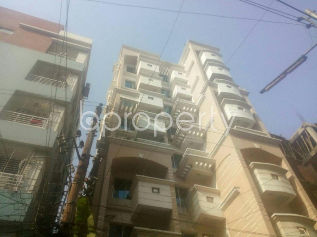 Image 1 - 3 Bed Apartment for Sale in Baridhara, Dhaka - 1747067
