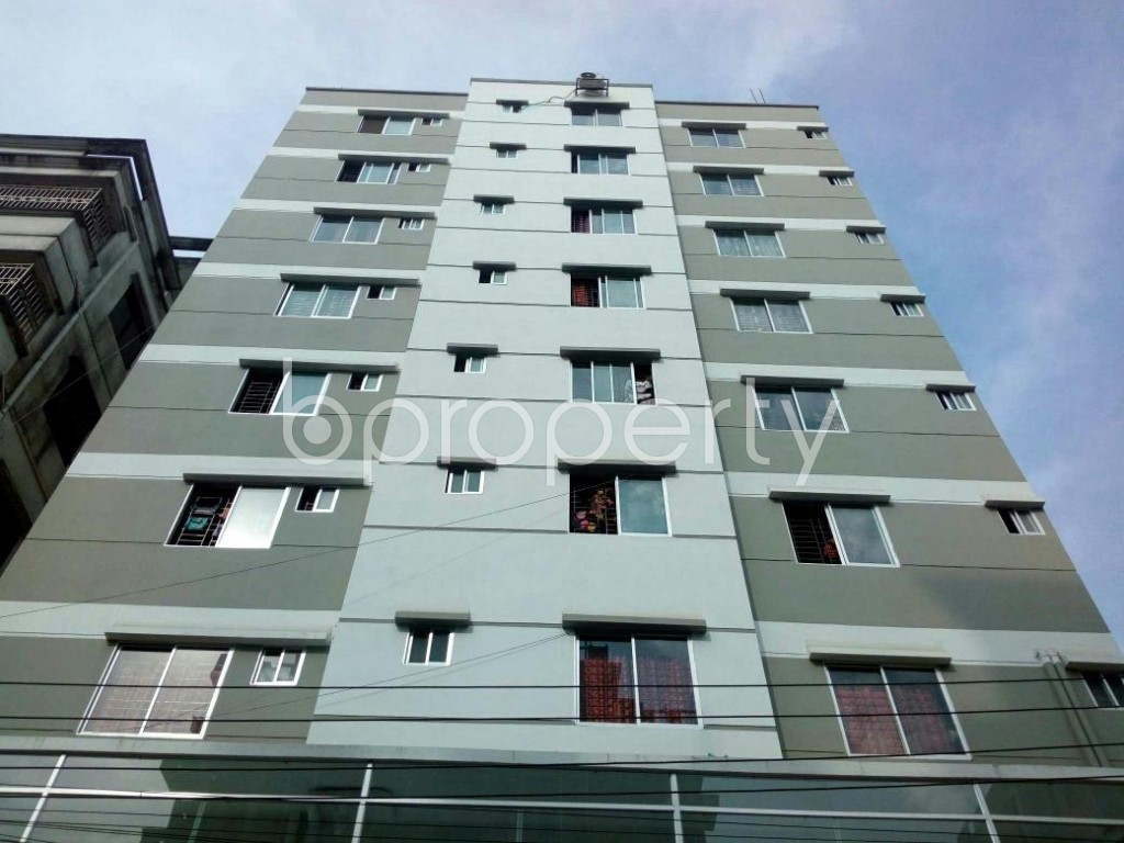 Image 1 - Office for Sale in Banasree, Dhaka - 1749939