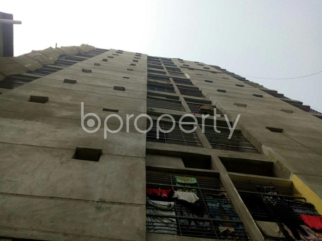 Image 1 - 3 Bed Apartment for Sale in Jamal Khan, Chattogram - 1753987