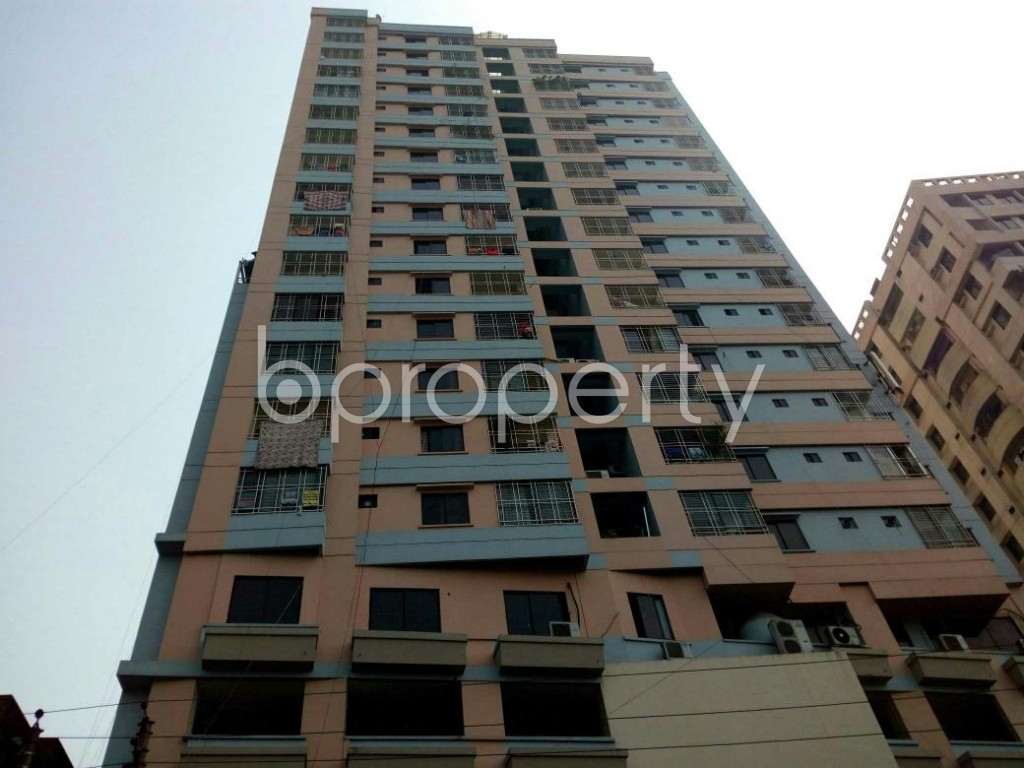 Image 1 - 3 Bed Apartment for Sale in Shegunbagicha, Dhaka - 1756873