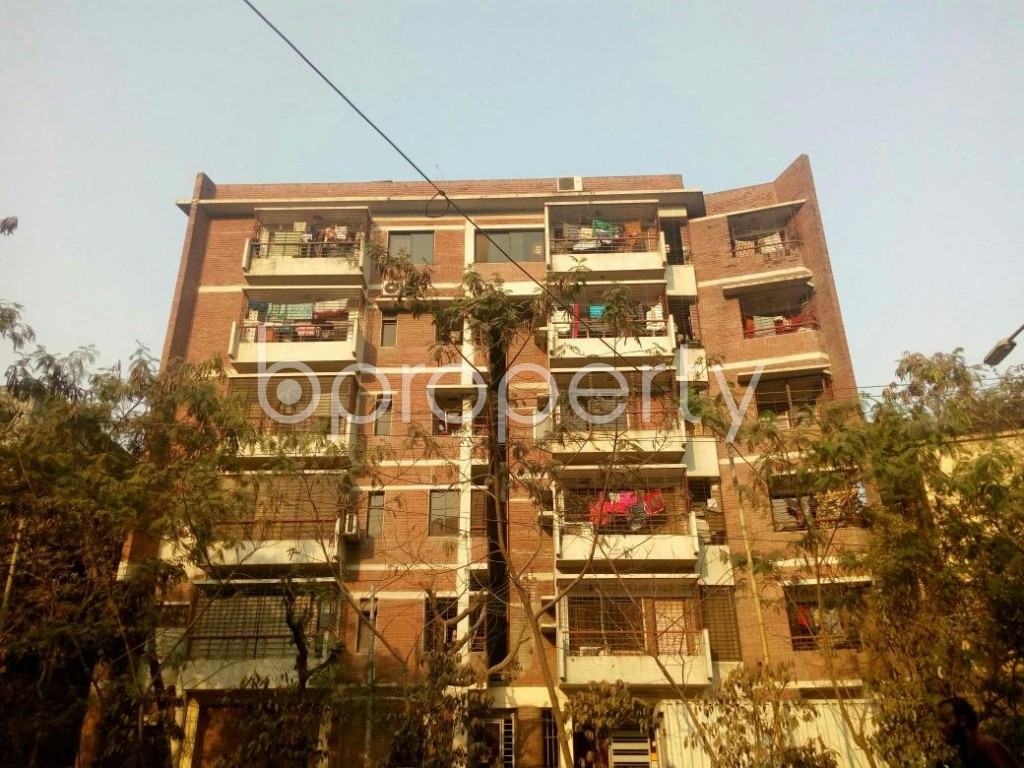 Image 1 - 3 Bed Apartment for Sale in Lalmatia, Dhaka - 1760638