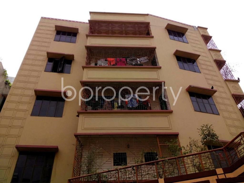 Image 1 - 2 Bed Apartment to Rent in Taltola, Dhaka - 1762321
