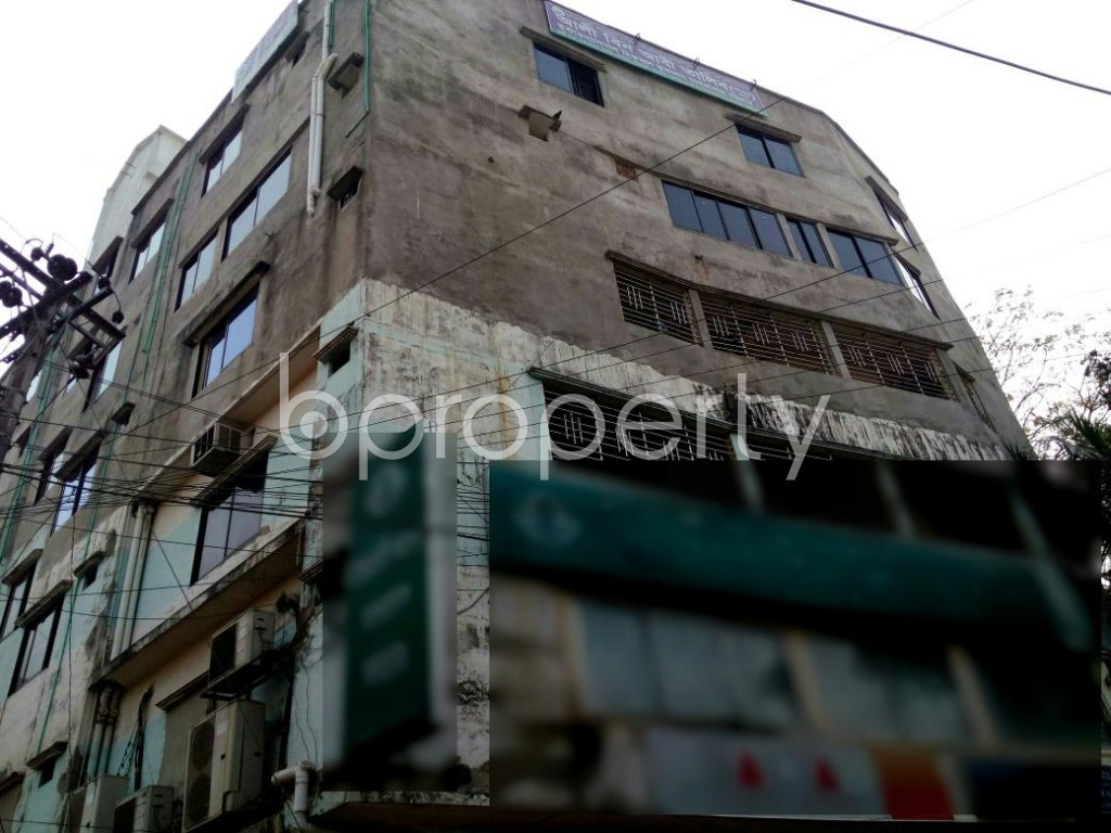 Outside view - Office to Rent in Bayazid, Chattogram - 1765565