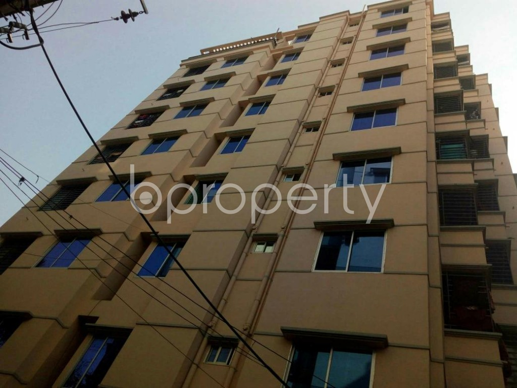 Outside view - Apartment for Sale in 11 No. South Kattali Ward, Chattogram - 1765585