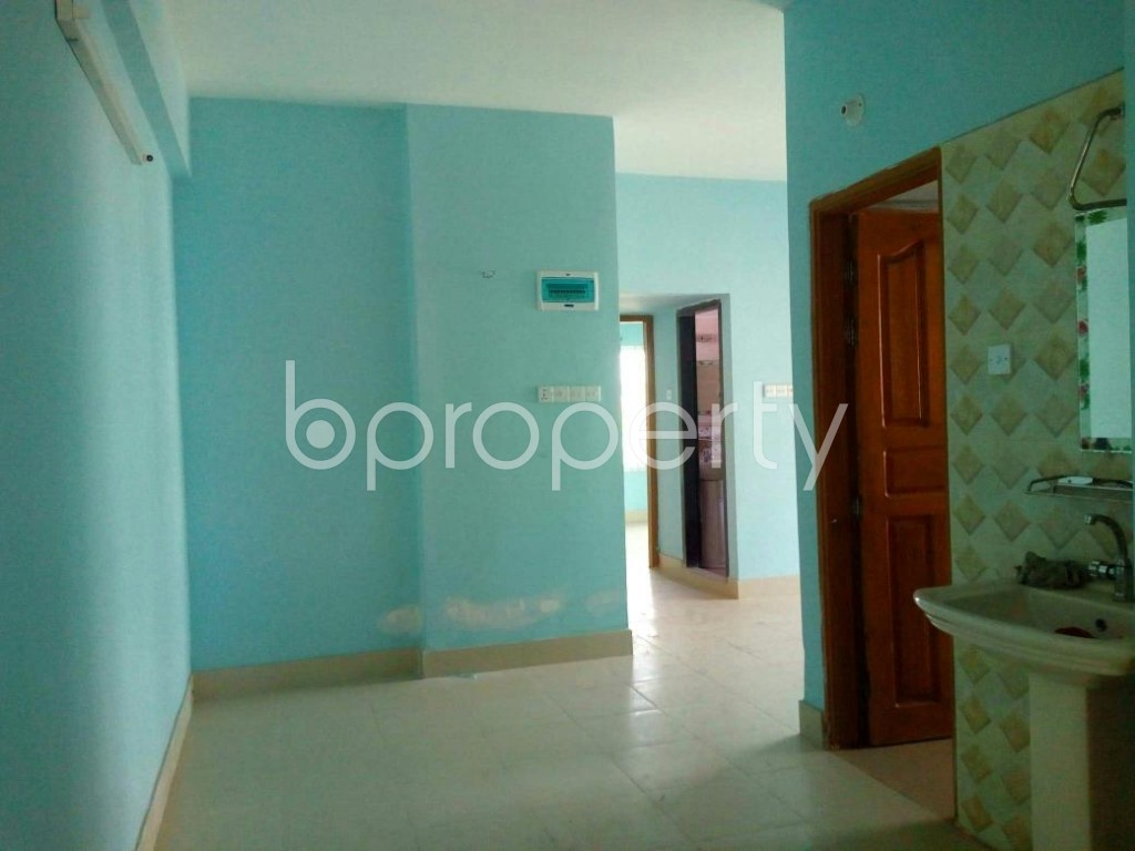 Dining area - 3 Bed Apartment for Sale in 11 No. South Kattali Ward, Chattogram - 1765985
