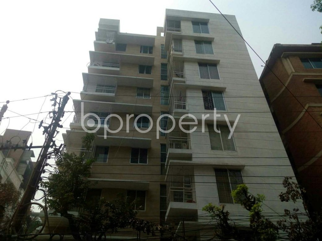 Outside view - 3 Bed Apartment for Sale in Lalmatia, Dhaka - 1767448