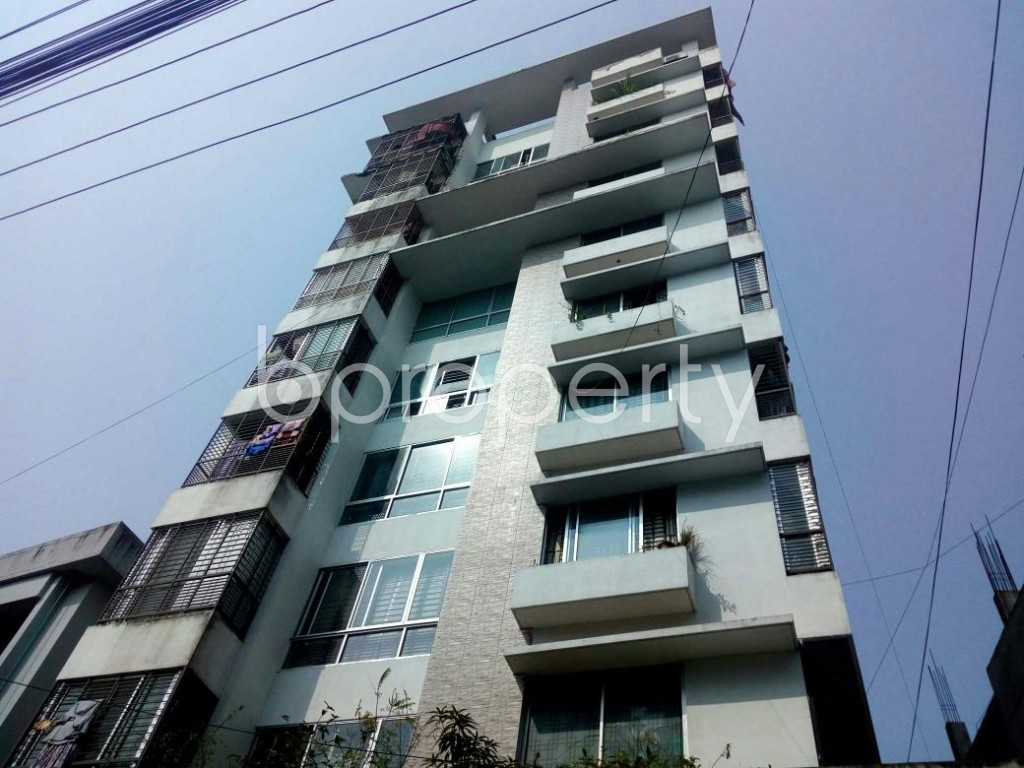 Front view - 3 Bed Apartment for Sale in 7 No. West Sholoshohor Ward, Chattogram - 1767683