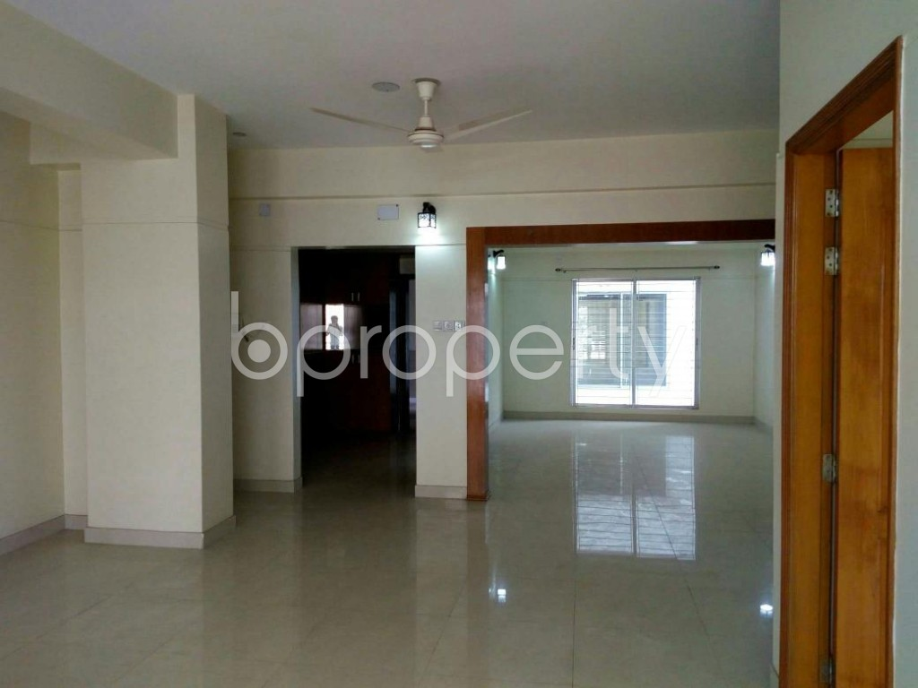 Dining area - 4 Bed Apartment for Sale in Banani, Dhaka - 1767989