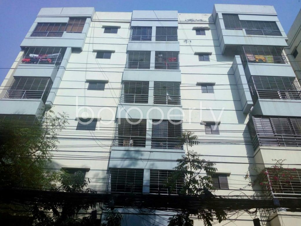 Outside view - 3 Bed Apartment to Rent in Gulshan, Dhaka - 1769071