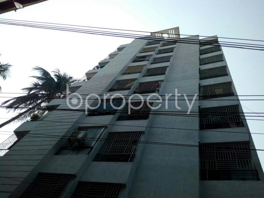 Image 1 - 3 Bed Apartment for Sale in Bagichagaon, Cumilla - 1770046